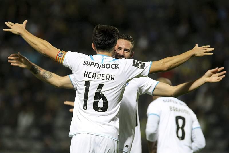 Herrera inaugurou o marcador na Madeira