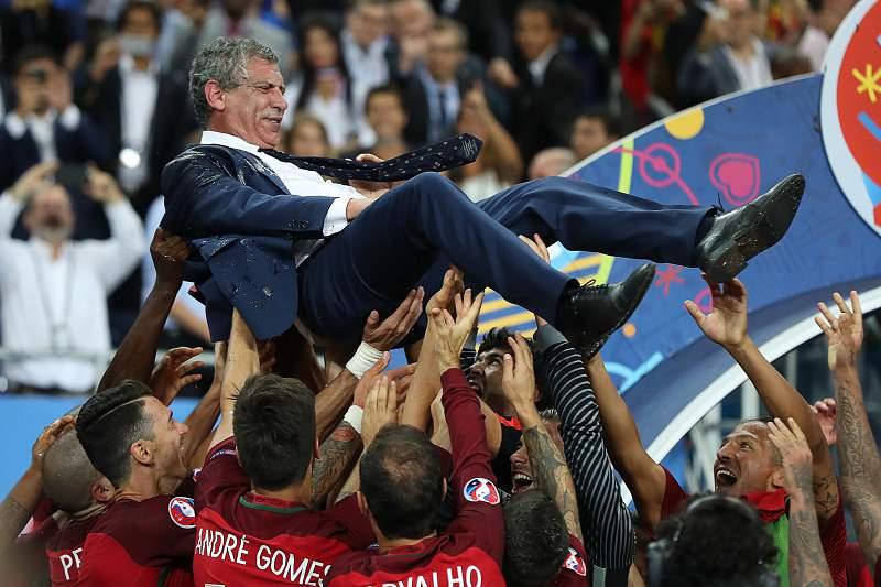 Fernando Santos pode deixar a seleção de Portugal