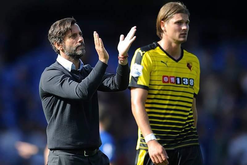 Quique Flores assumiu o comando técnico do Watford