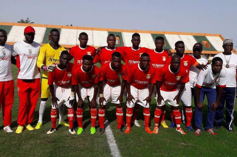 Benfica de Bissau bicampeão nacional de futebol da Guiné-Bissau