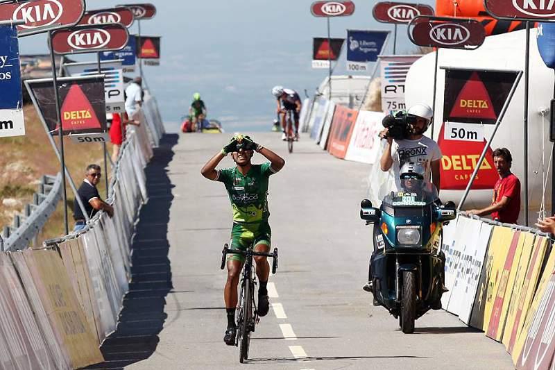 Colombiano Wilson Rodriguez venceu 24.ª Volta a Portugal do Futuro
