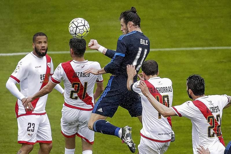 Rayo Vallecano - Real Madrid