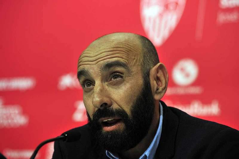 Monchi, diretor desportivo do Sevilha