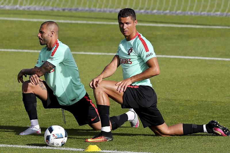 Ronaldo e Quaresma