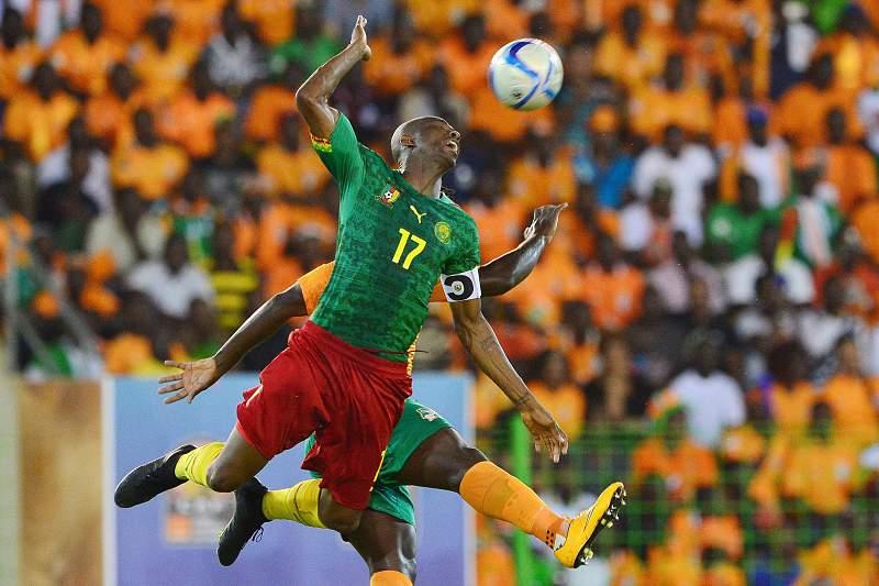 Ivory Coast vs Cameroon