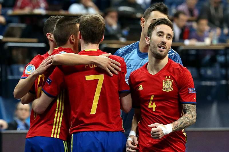 Espanha futsal