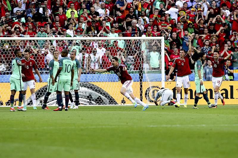 Group F Hungary vs Portugal