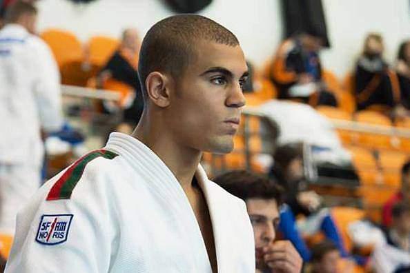 Judoca João Martinho conquista bronze na Taça Europeia de juniores