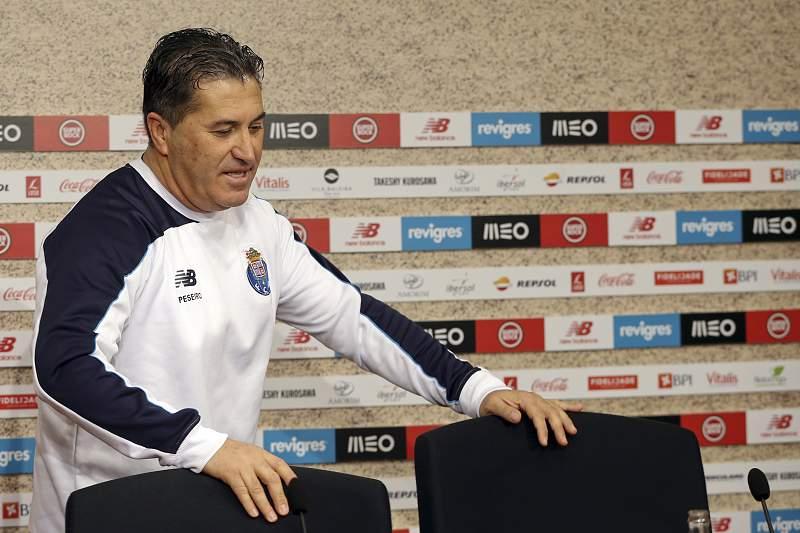Conferência de imprensa FC Porto