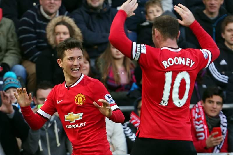 Andwer Herrera e Rooney