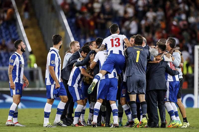 Roma vs FC Porto