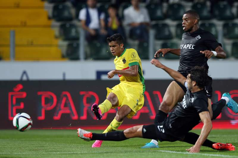 Roniel falha reencontro com FC Porto