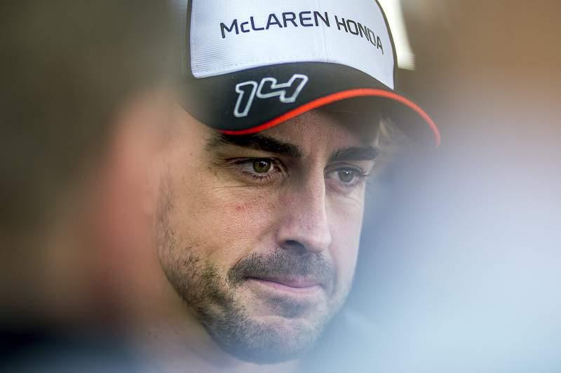 Fernando Alonso, piloto da McLaren-Honda