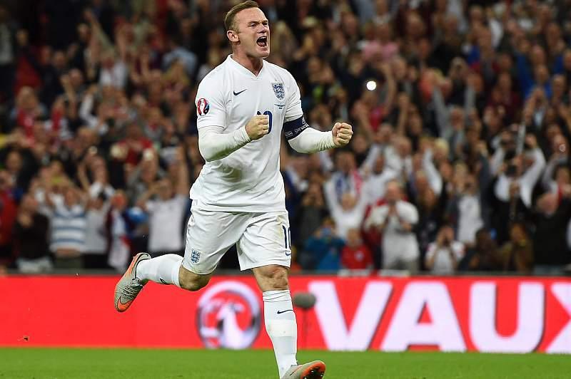 Wayne Rooney passou a ser o melhor marcador de sempre da seleção inglesa