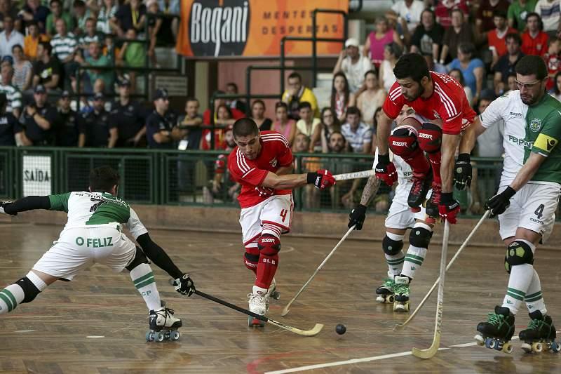 Hóquei Patins: Sporting - Benfica