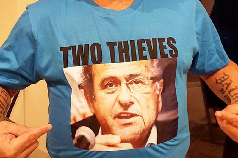 A tshirt de Maradona