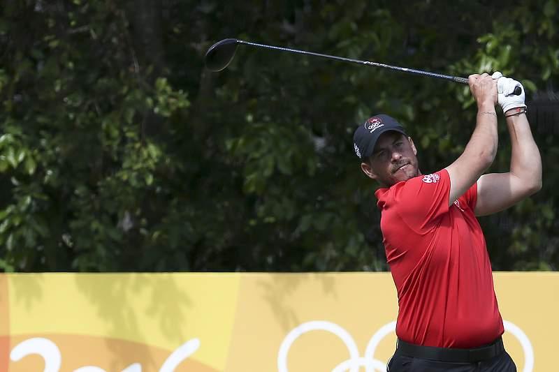 Rio2016: Golfe: José Filipe Lima