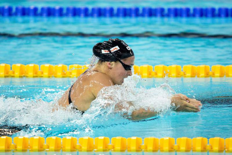Vitalina Simonova, nadadora russa