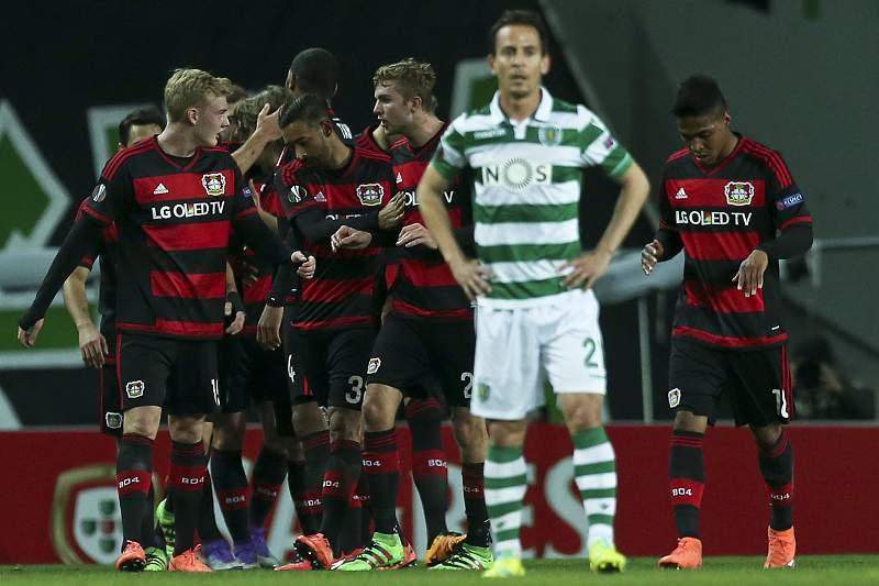 Sporting - Leverkusen
