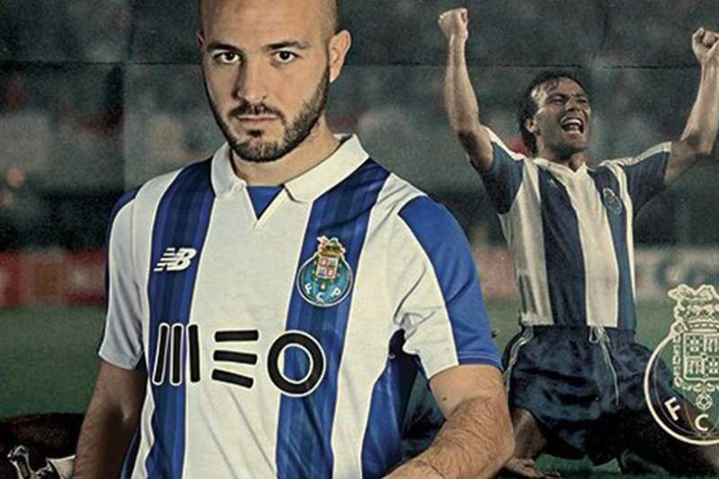 Equipamento do FC Porto para 2016/2017