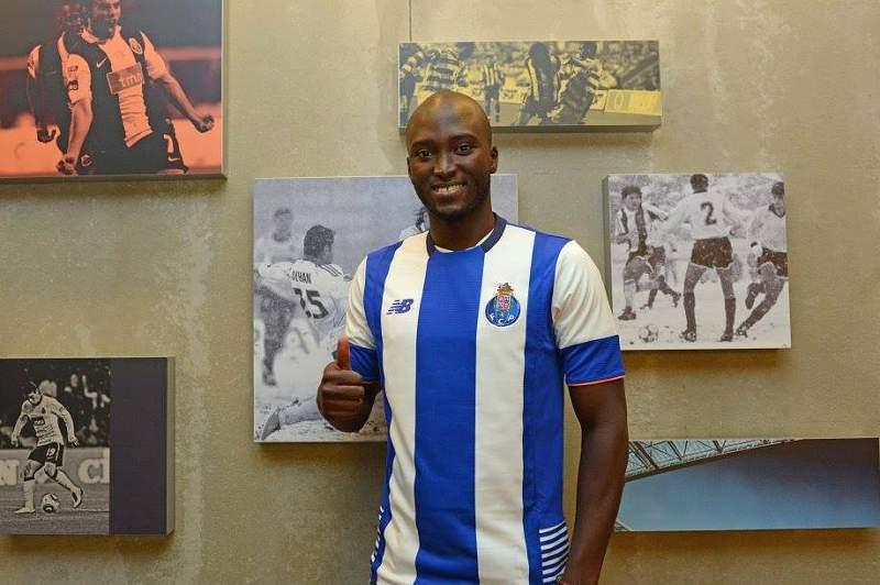 Danilo Pereira no FC Porto