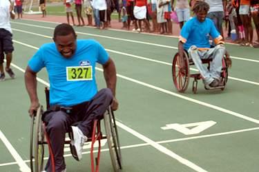 Paralímpicos Cabo Verde