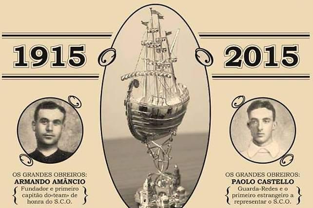 Olhanense assinala centenário do primeiro título com exposição