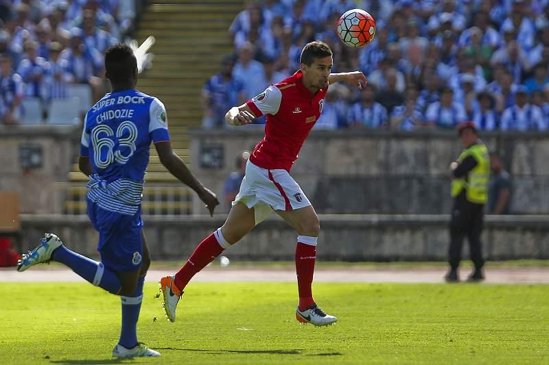 Taça de Portugal: Rui Fonte abre o marcador para o Braga