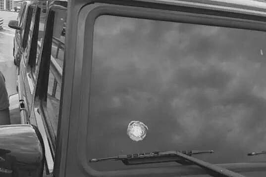 Fenerbaçe: Carro de Topal atingido a tiro