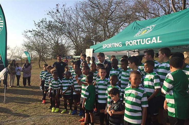 Bruno de Carvalho inaugura Academias na África do Sul