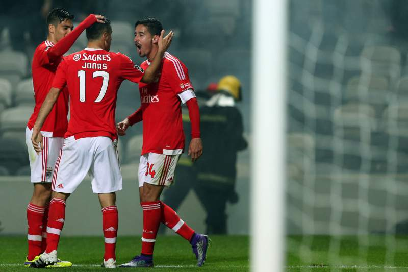 Boavista vs Benfica