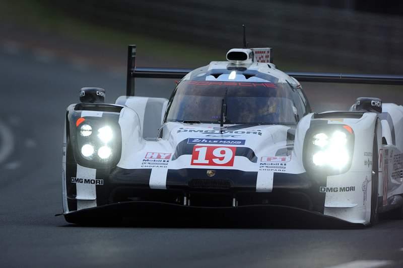 Porsche domina qualificação das 24 horas Le Mans