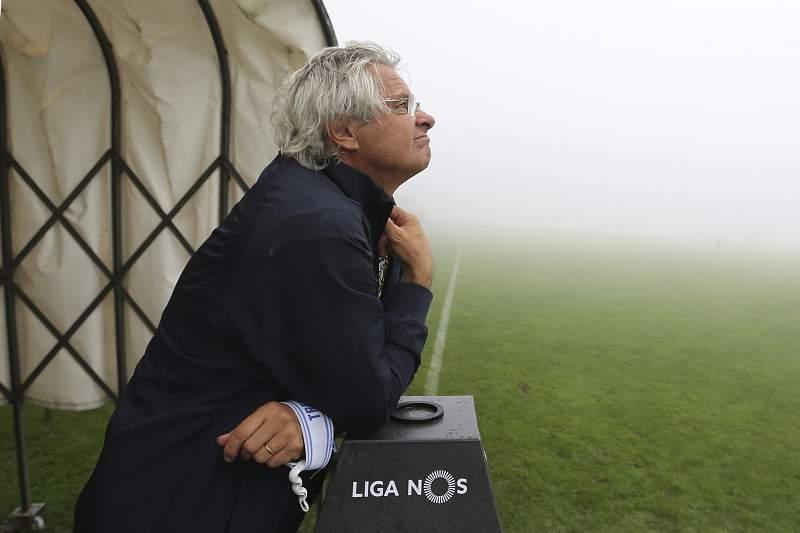 Luis Norton de Matos, técnico do União da Madeira