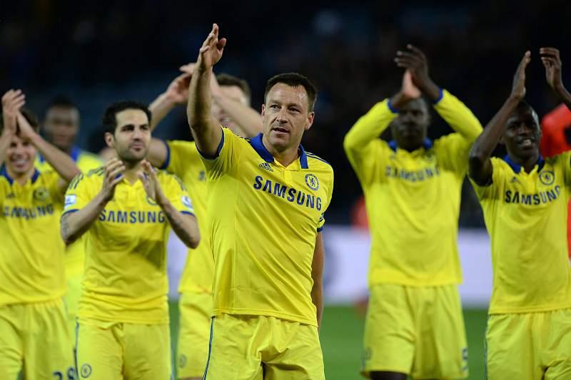 Chelsea festeja título