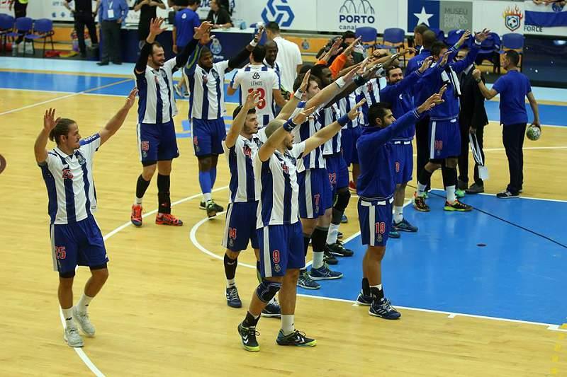 Equipa de andebol do FC Porto