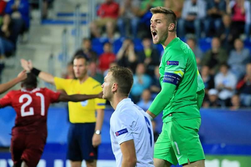 Sub 21: Inglaterra - Portugal