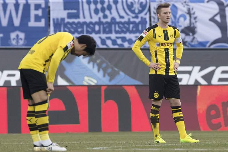 Equipa do Dortmund