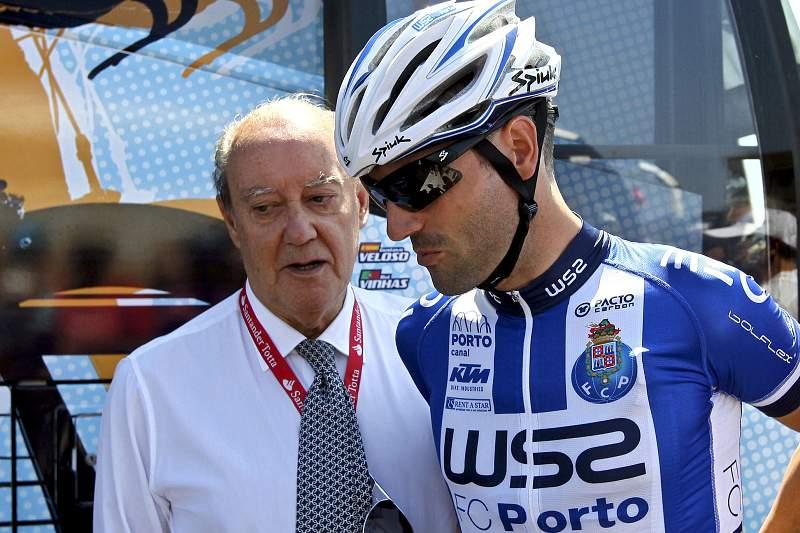 Gustavo Veloso e Jorge Nuno Pinto da Costa