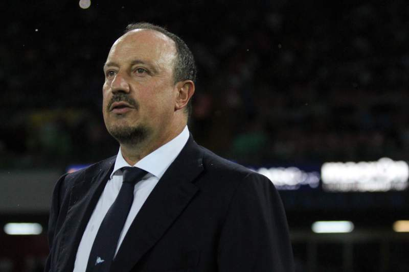 Rafa Benitez, treinador do Real Madrid