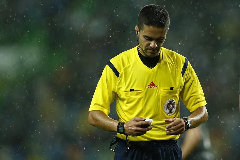 Hélder Malheiro, árbitro de futebol
