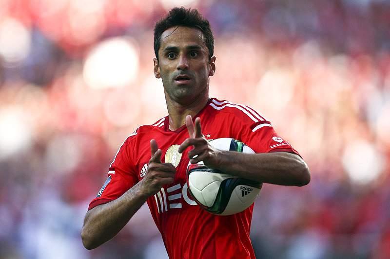 Jonas agradece ao Benfica por uma