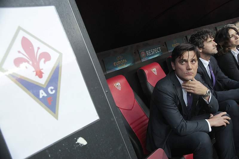 Vincenzo Montella, treinador da Fiorentina