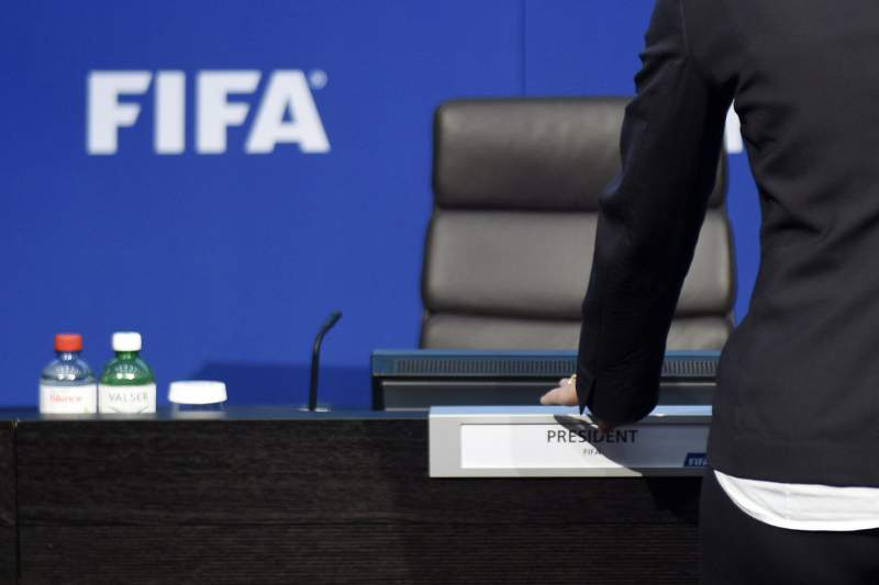 Conference of the extraordinary FIFA Executive Committee