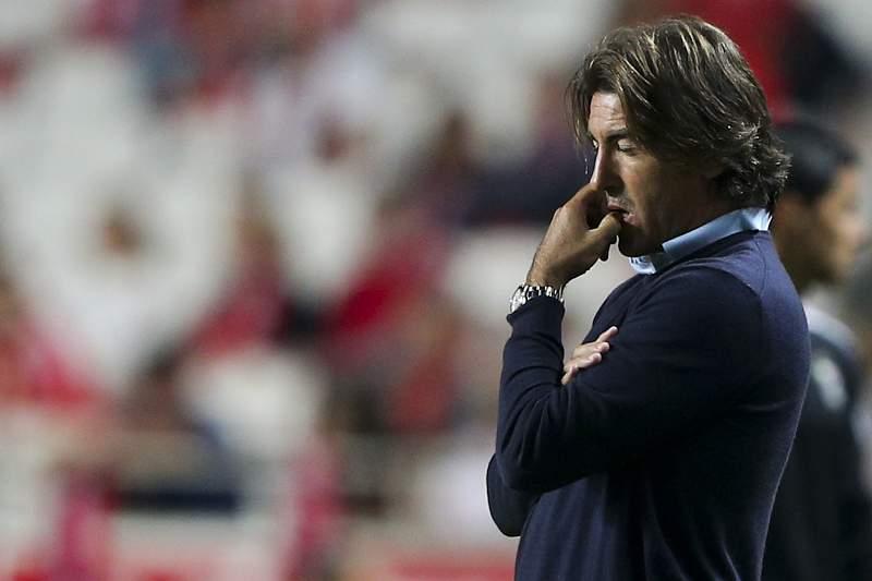 Sá Pinto, treinador do Belenenses