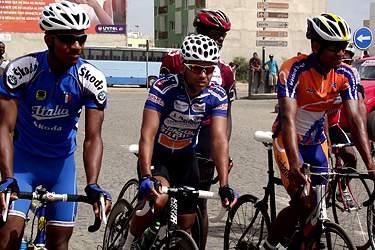 Ciclismo Cabo Verde