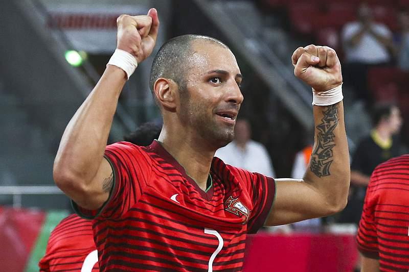 Futsal: Portugal vs Marrocos