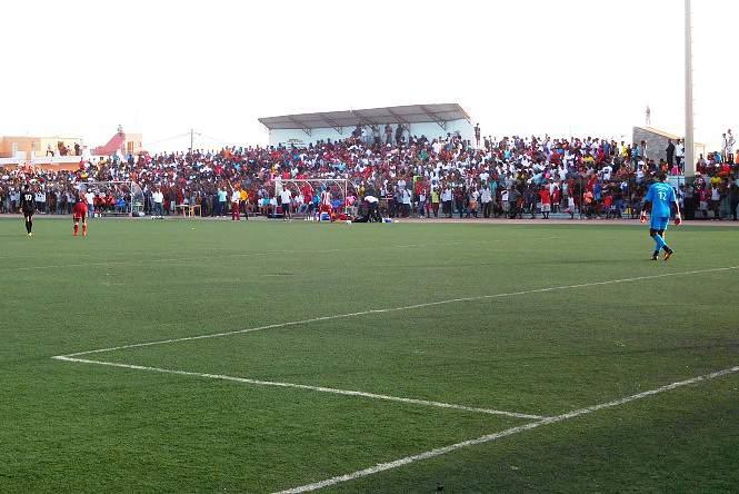 Futebol/Cabo Verde - Fogo
