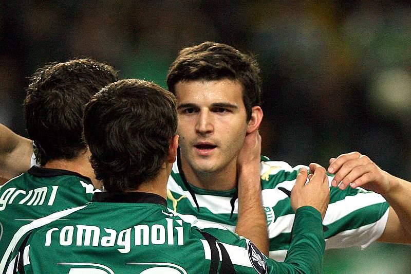 Sporting 2008/09