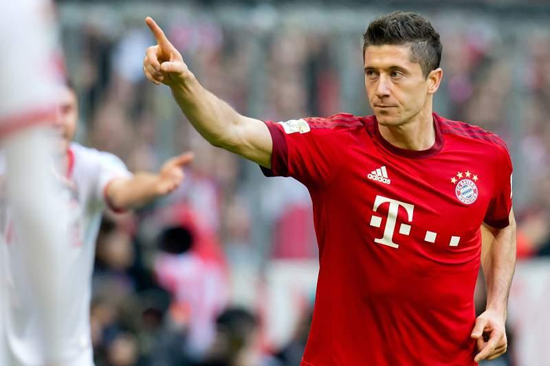 Bayern Munich vs. 1. FC Koeln