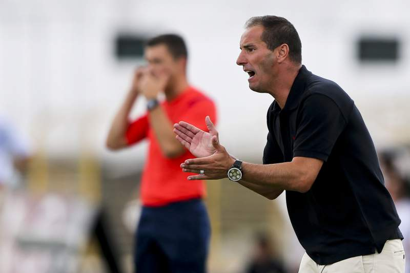Petit, treinador do Tondela
